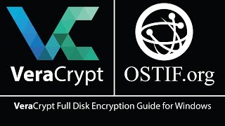 VeraCrypt Full Disk Encryption Guide for Windows