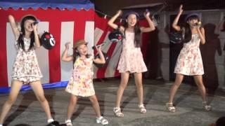 2016/08/20 19時35分~ 京街道祭り ESSEアカデミー TIME 千林商店街 桜...