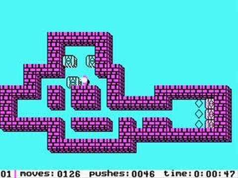 sokoban game level 11