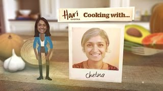Cooking with Chetna Makan