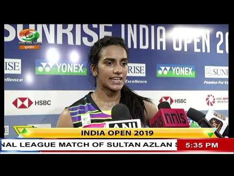 India Open Tournament : PV Sindhu and Kidambi Shrikanth reach Quarter-finals
