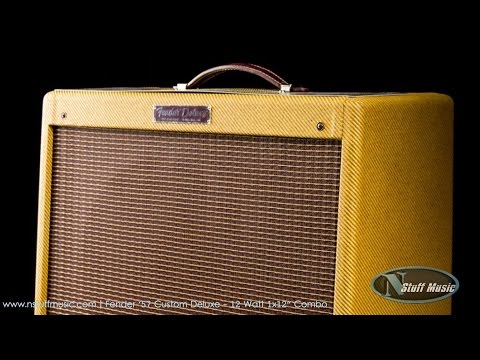 Fender '57 Custom Deluxe - 12 Watt 1x12