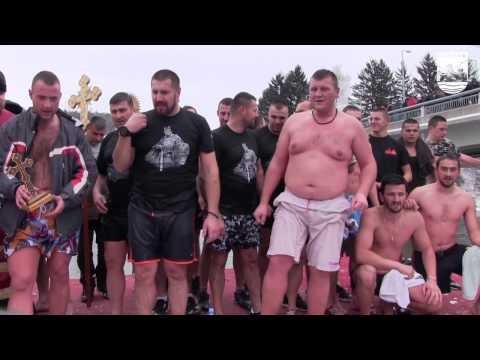 Plivanje za Casni Krst Berane 2017