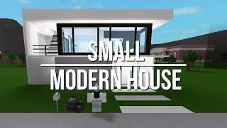 ROBLOX | Welcome to Bloxburg: Small Modern House 47k
