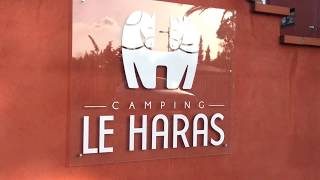 Video Camping le Haras 2017