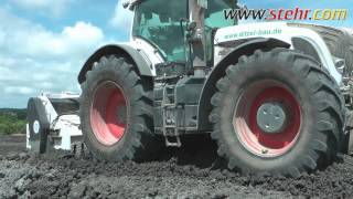 Soil stabilizer SBF 24-2 by Stehr | [EN] [HD]