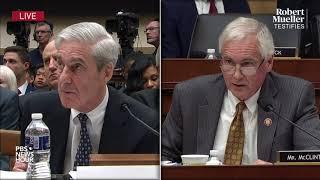 WATCH: Rep. Tom McClintock's full questioning of Robert Mueller | Mueller testimony