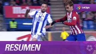 Resumen de Atlético de Madrid (3-0) Real Sociedad(Resumen de Atlético de Madrid (3-0) Real Sociedad Suscríbete al canal oficial de LaLiga en HD | Subscribe to the Official Channel of LaLiga in High Definition ..., 2016-03-01T22:35:04.000Z)