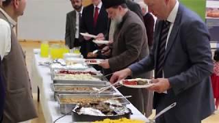 Eid Dinner held in Ireland