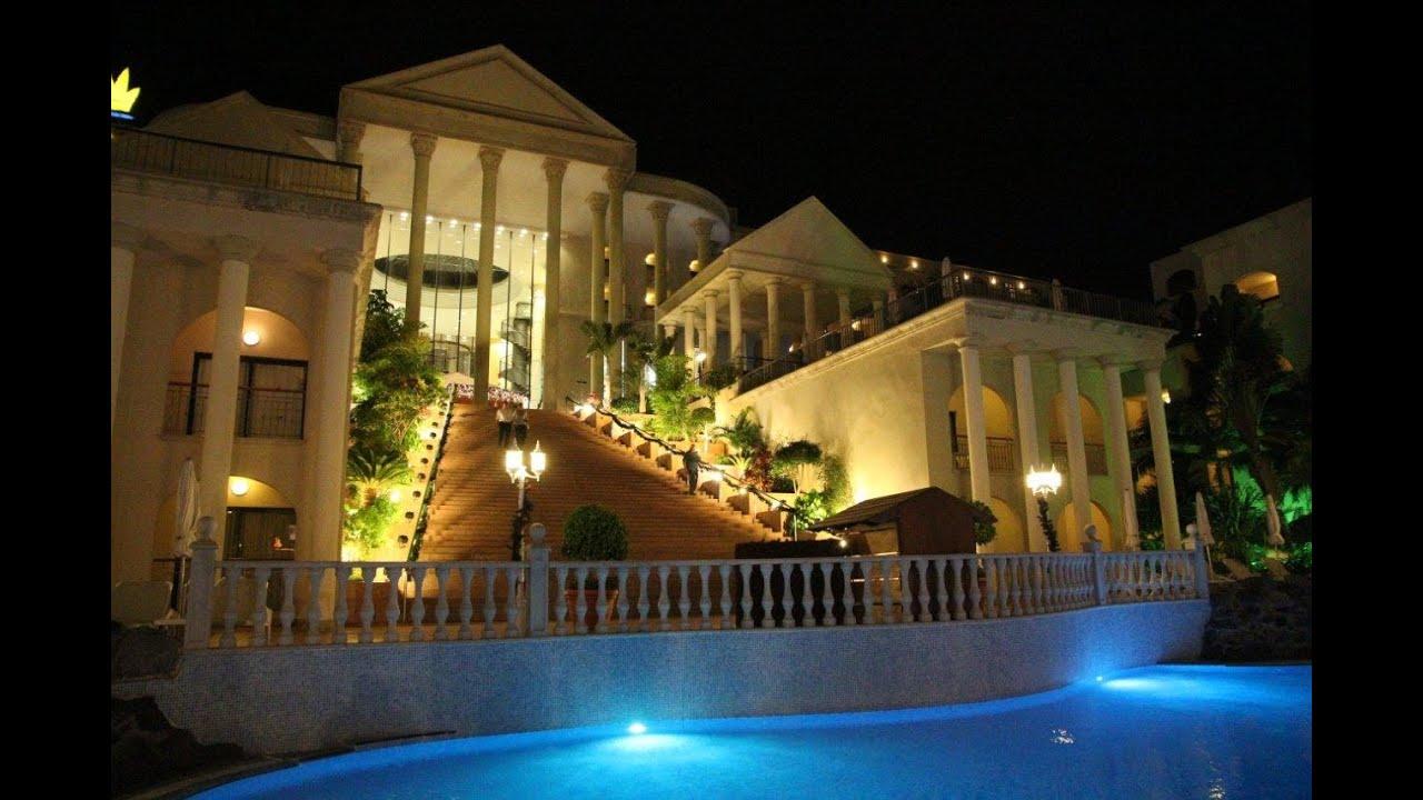 Bahia Princess Hotel Costa Adeje Tenerife Canary Islands Youtube