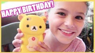 EMMA'S 10TH BIRTHDAY!!   KITTIESMAMA
