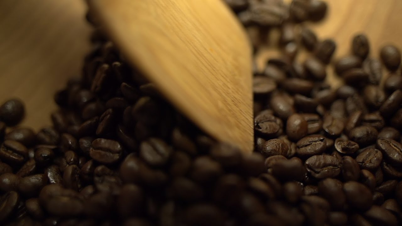 Beachfront B Roll Coffee Bean Mixing Free To Use Hd Stock Video Footage Youtube