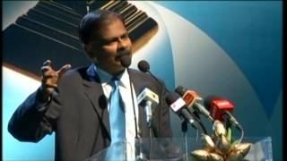 Prof. Uditha Liyanage Chairman, Panel of Judges National Business Excellence Awards, 2012 Sri Lanka
