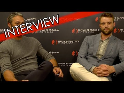 ITW Taylor Kinney  Jess Spencer Chicago Fire  FTV16