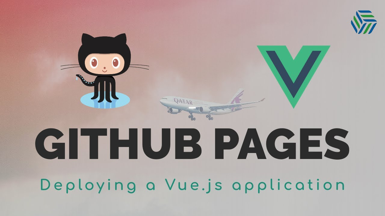 Deploying a Vue.js App to GitHub Pages