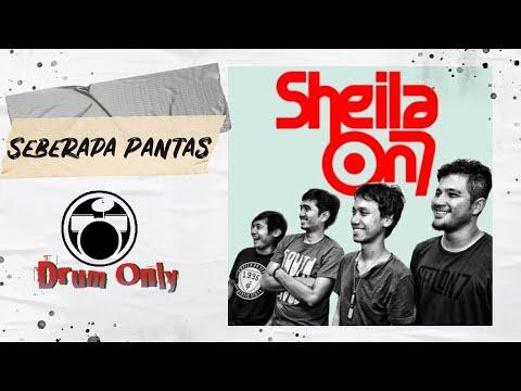 Seberapa Pantas - SO7 ( drum only, minusone guitar, karaoke)
