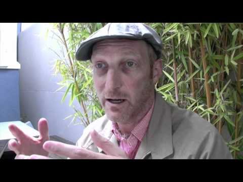 10 minutes with writer Jonathan Ames in Venice, CA