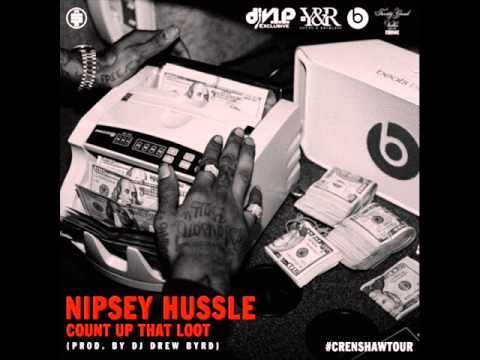 Nipsey Hussle - Count Up That Loot (New Music February 2014)