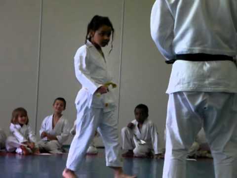 b34e73947dd7 Judo Club de Grenoble  Remise du diplôme et de la ceinture blanche-jaune
