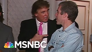 1992 Tape Of Trump And Epstein - The Day That Was | MSNBC
