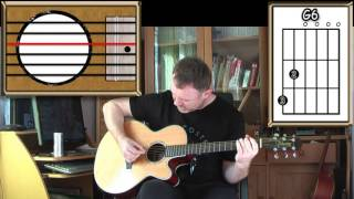Don't Fear The Reaper - Blue Oyster Cult - Acoustic Guitar Lesson
