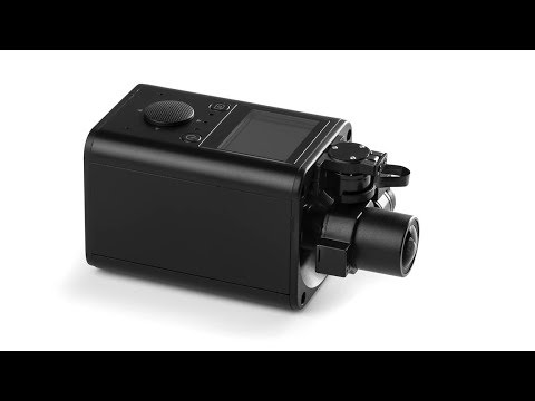 eyyCAM - The World's First Gimbal Action Camera
