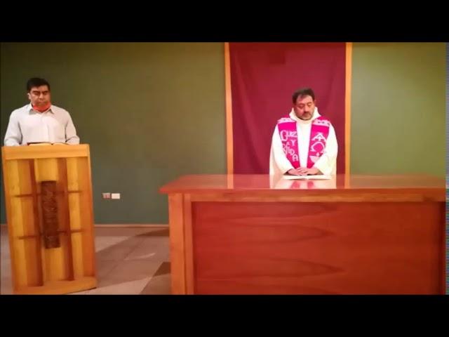 Viernes Santo - Adoración de la Cruz 10Abr2020