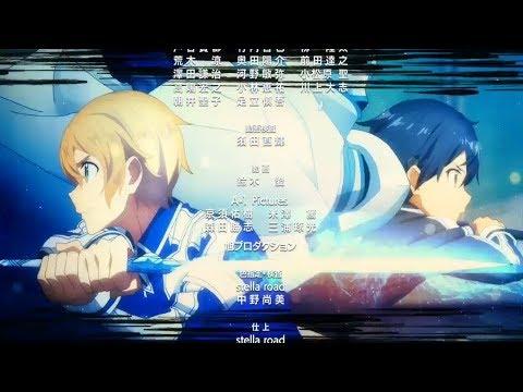 Sword Art Online Alicization Opening 1 | LiSA - ADAMAS