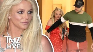 Britney Spears Emerges From Mental Health Facility | TMZ Live