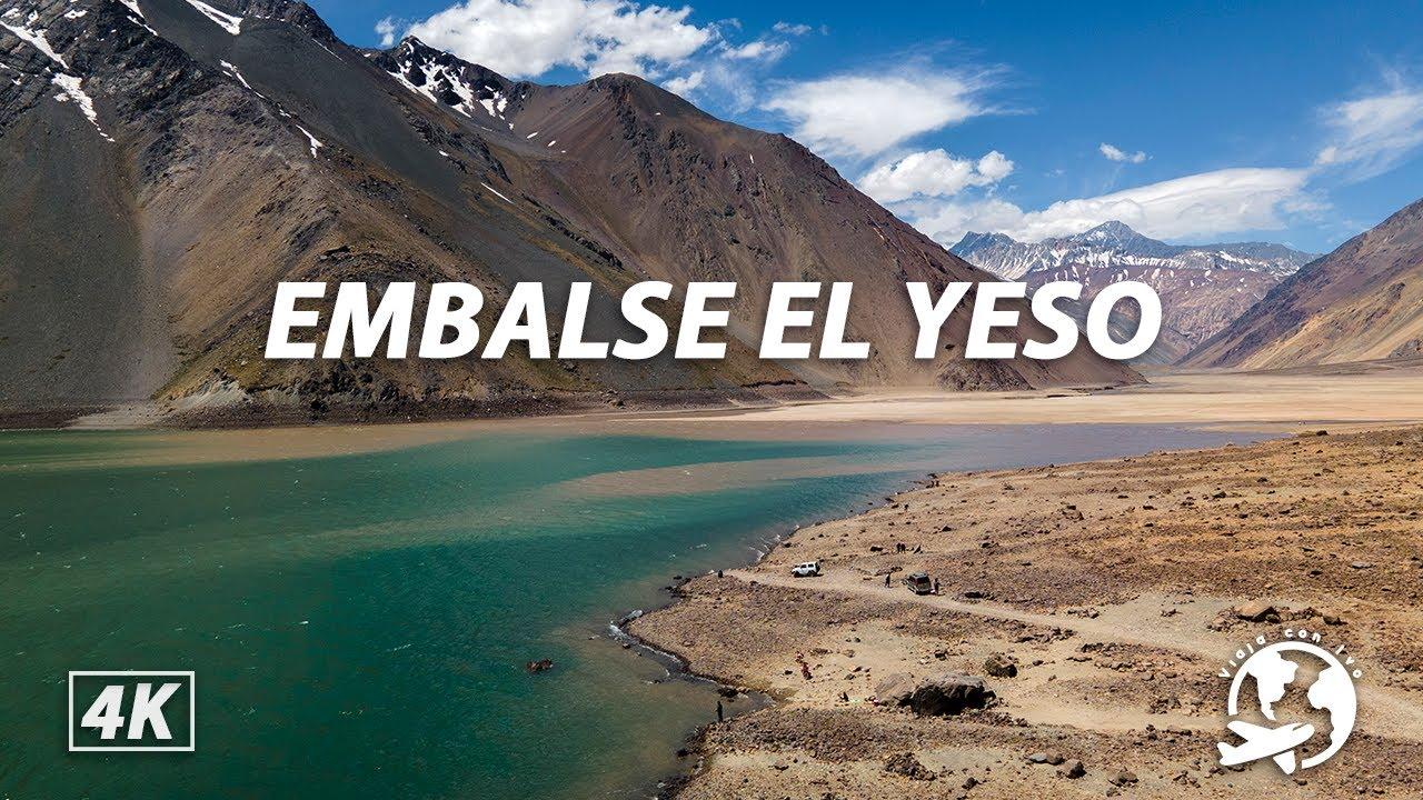 Embalse El Yeso | Cajón del Maipo