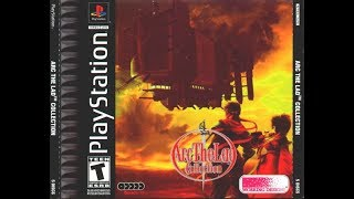 (PSX) ARC THE LAD COLLECTION - NTSC-U - DESCARGA POR MEGA