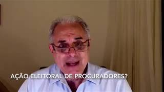 PROCURADORES INVESTIGADOS. William Waack comenta