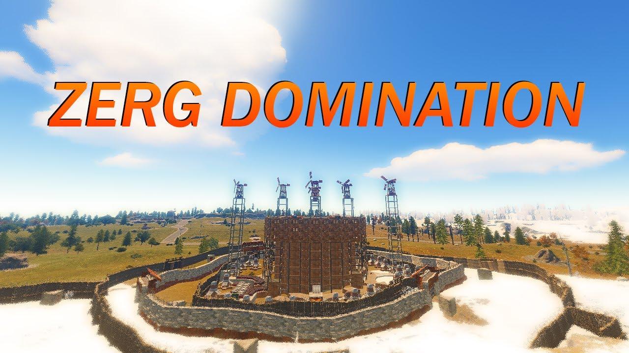 Download RUST ZERG PROGRESSION | How a Top Tier Zerg Dominates!