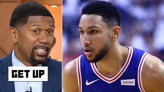 Jalen Rose reacts to Ben Simmons' improved jump shot | Get Up