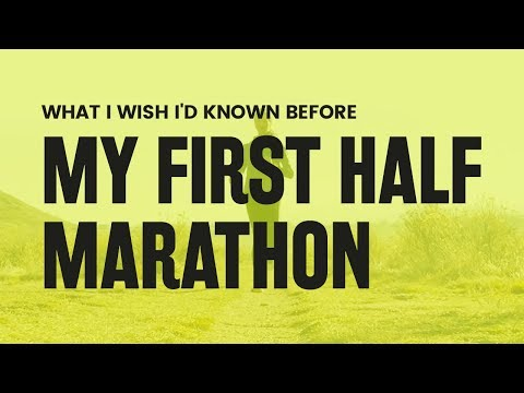 First Half Marathon Tips (What I Wish I'd Known as a Beginning Runner!) | RunToTheFinish