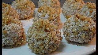 САЛАТ ИЗ КУРИЦЫ С ГРЕЦКИМИ ОРЕХАМИ вкусный рецепт от Inga Avak