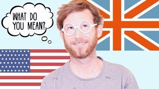 Can Americans understand British English? | Diferencias entre el inglés británico y americano
