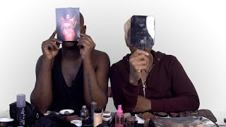 Bob The Drag Queen + Monét X Change: Anything You Can Do | No Mirror Makeup Challenge!