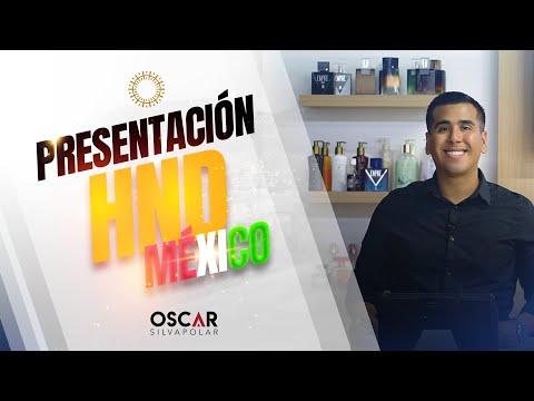 Presentación Oficial HND México 2020 | Oscar Silva Polar