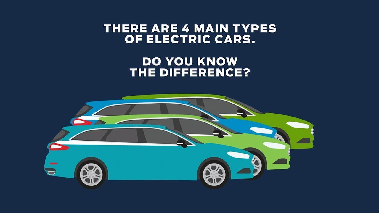 What S The Difference Between 4 Main Types Of Electric Vehicle