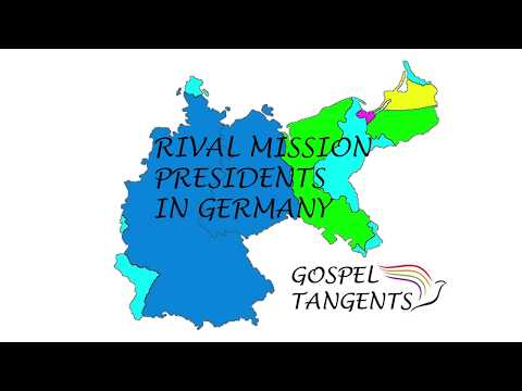Rival Mission Presidents in Germany