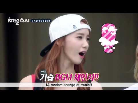 Ch  Girls' Generation Dance battle to pick the dancing queen    흥 폭발! 댄싱퀸 결정전
