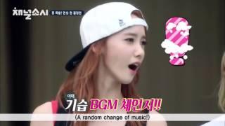 Gambar cover Ch  Girls' Generation Dance battle to pick the dancing queen    흥 폭발! 댄싱퀸 결정전