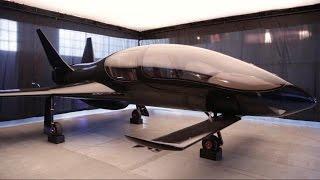 cobalt valkarie a super sleek personal aircraft