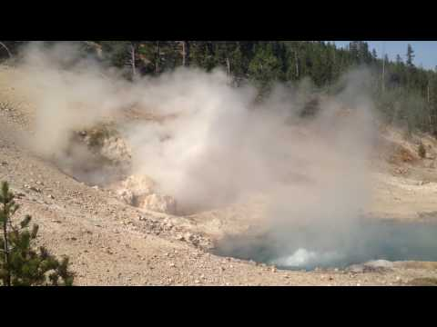 YELLOWSTONE SUPER VOLCANO HEATING UP