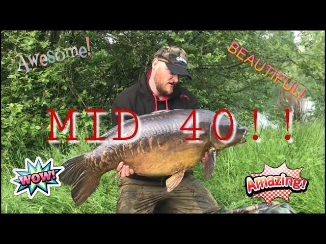 Rig Marole - Mid 40 - Carp Fishing 2018