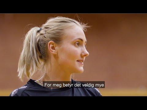 Årets idrettstalent: Silje Katrine Waade (SpareBank 1 SMN Talentstipend 2017)