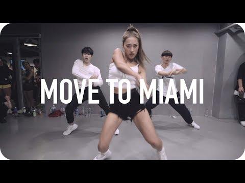 Move To Miami - Enrique Iglesias ft. Pitbull / Jane Kim Choreography