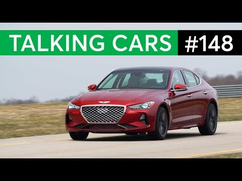 Car Loan Advice, Rising Fuel Prices, & Genesis G70 | Talking Cars with Consumer Reports #148