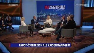 IM ZENTRUM - Europa am Scheideweg - Taugt Österreich als Krisenmanager - 1.7.2018